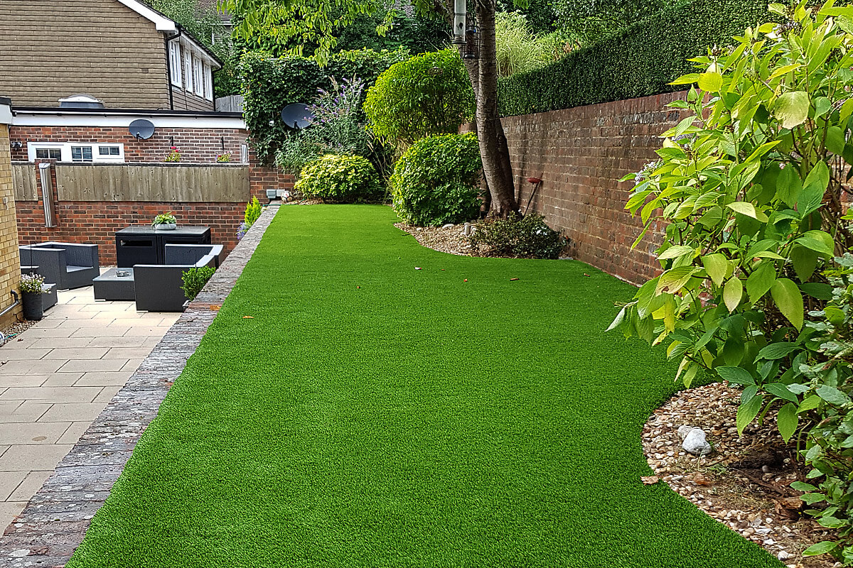 bn artificial grass brighton installers of synthetic and. Black Bedroom Furniture Sets. Home Design Ideas