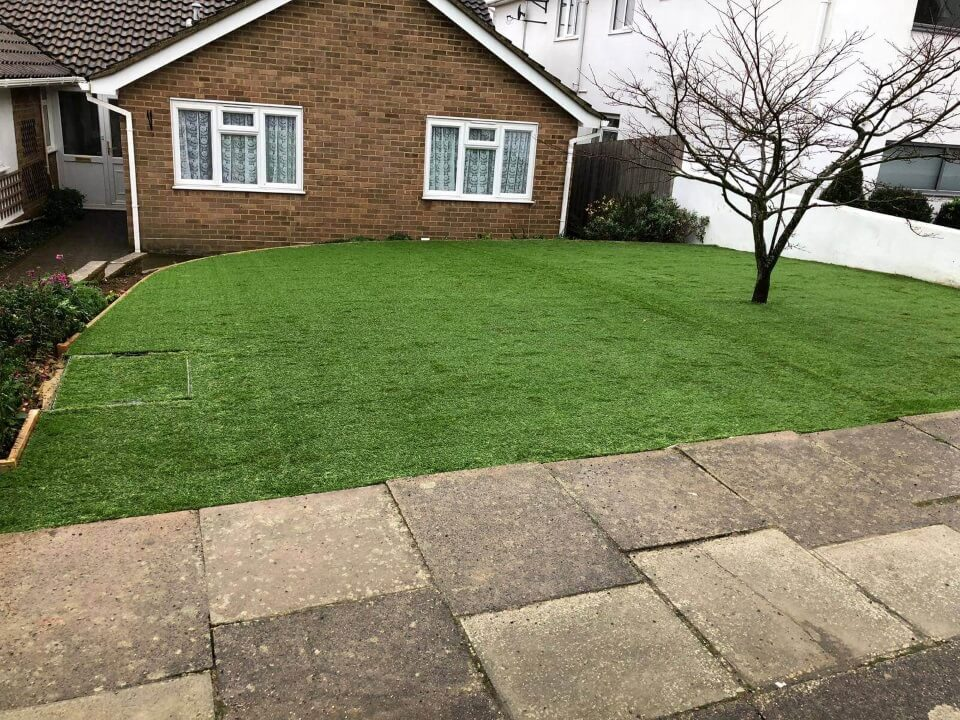 BN Artificial Grass Brighton Project 1 after Image