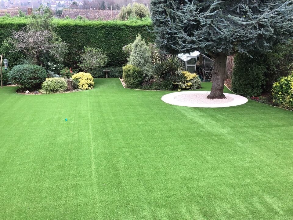 BN Artificial Grass Brighton Project after Image
